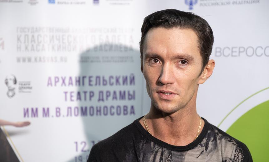 Николай Чевычелов.
